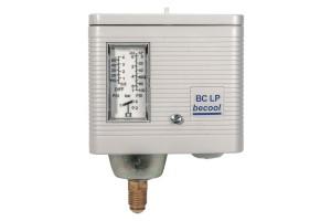 BC LP: реле низкого давления (автоматический возврат)